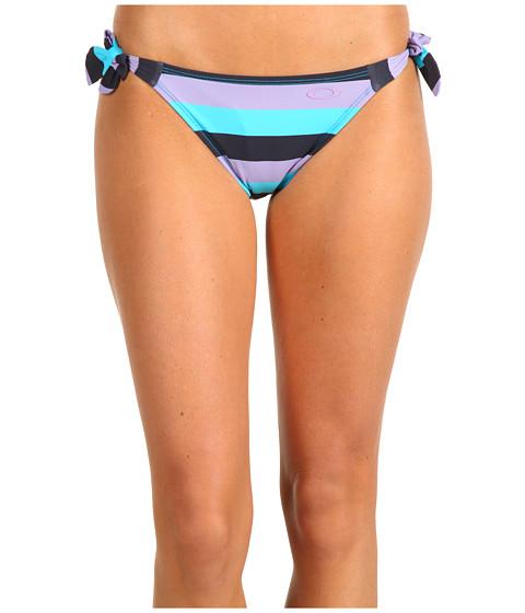 Special Vara Oakley - Dolly Bikini Tie Side Bottom - Chrome Purple
