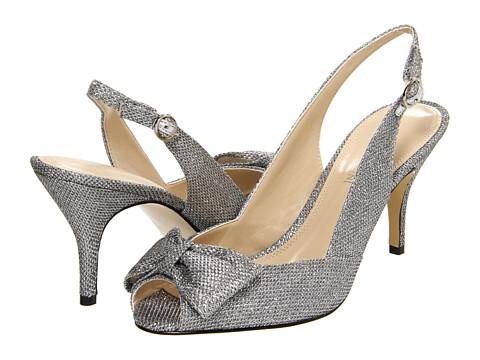 Sandale Enzo Angiolini - Roxas - Silver Fabric