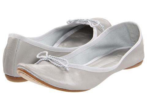 Balerini French Sole - Foxy - Silver Nappa