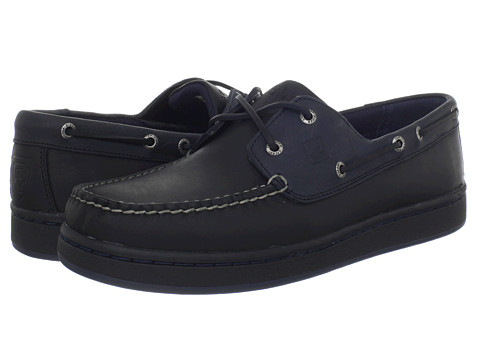 Pantofi Sperry Top-Sider - Sperry Cup 2-Eye - Navy/Black