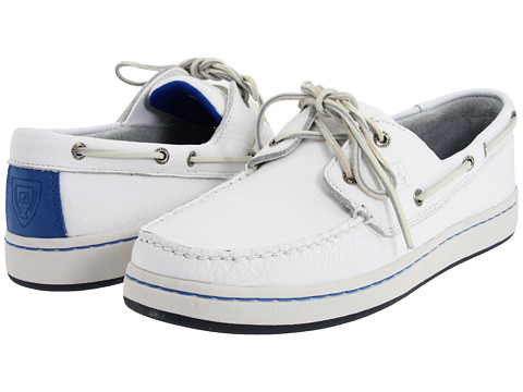 Pantofi Sperry Top-Sider - Sperry Cup 2-Eye - White