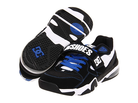 Adidasi DC - XT - Black/White/Royal