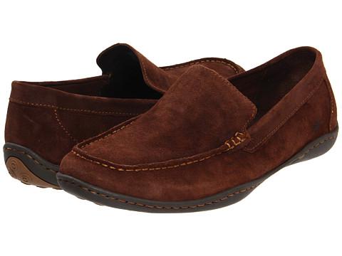 Pantofi Born - Harmon - Ras Suede