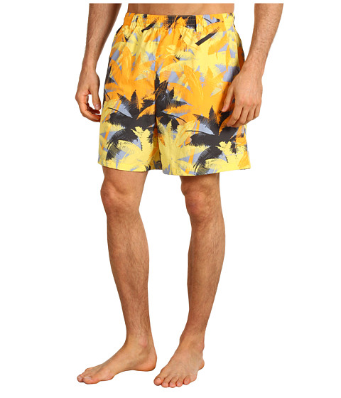 Pantaloni Columbia - Backcastâ⢠Printed Short - Beacon Corsair Palms Print