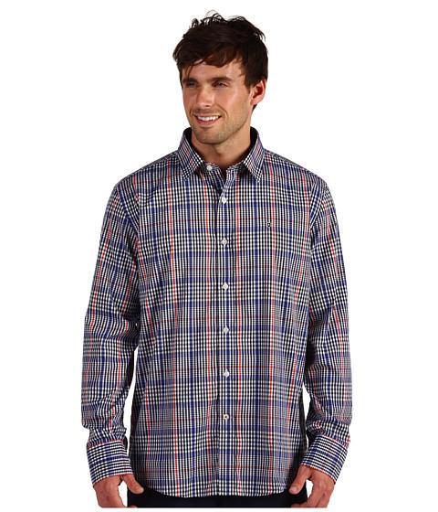 Bluze Victorinox - Villamont L/S Check Sport Shirt - Black