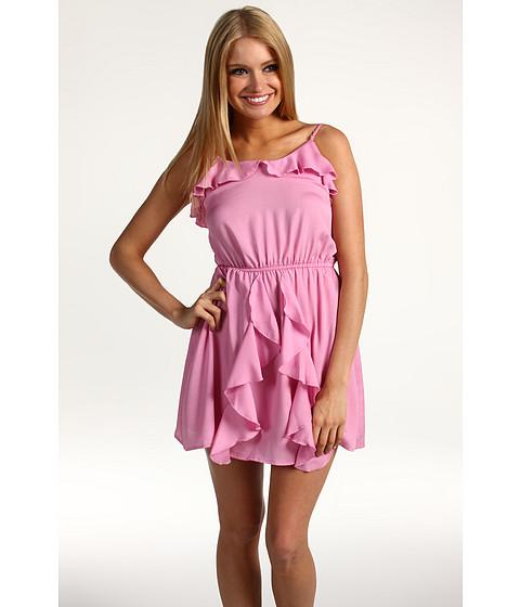 Rochii Gabriella Rocha - Dress w/Ruffle Accents - Pink