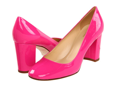 Pantofi Kate Spade New York - Shelly - Lipstick Pink Patent