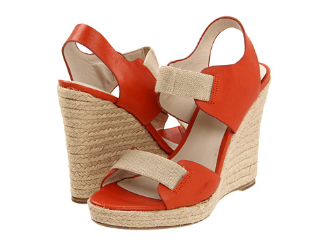 Sandale Michael Kors - Windsor - Burnt Orange Vachetta/Jute
