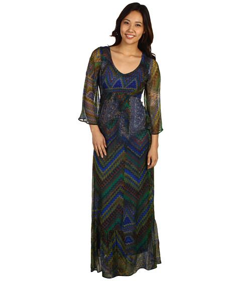 Rochii Lucky Brand - Jade Maxi Dress - Multi