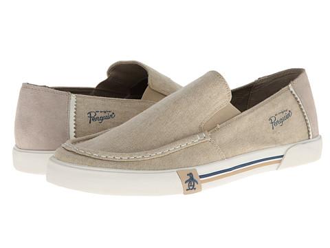 Pantofi Original Penguin - Ernie Loafer - Beige