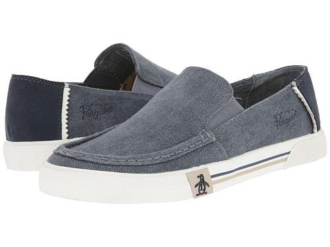 Pantofi Original Penguin - Ernie Loafer - Dark Blue