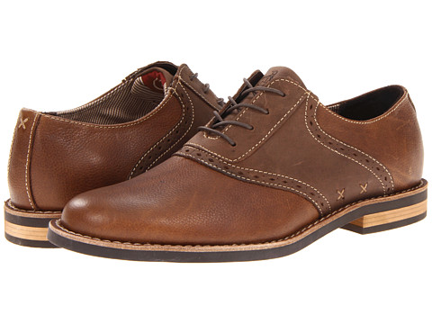 Pantofi Original Penguin - Terry Saddle - Drago/Brown