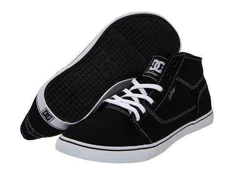 Adidasi DC - Bristol Mid W - Black/White