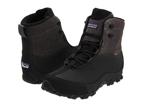 Ghete Patagonia - Das Boot Waterproof Mid - Forge Grey
