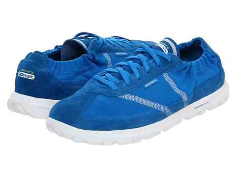 Adidasi SKECHERS - GOWalk - Nice - Blue