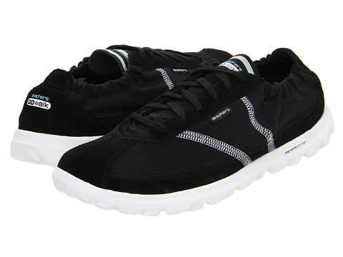 Adidasi SKECHERS - GOWalk - Nice - Black/White