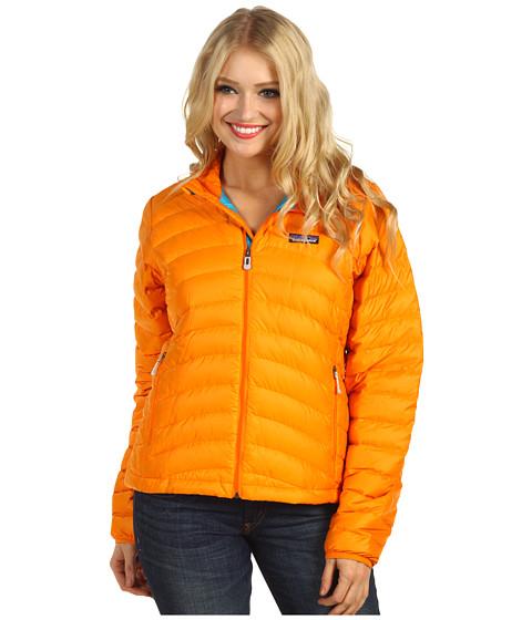 Jachete Patagonia - Down Sweater - Turmeric Orange