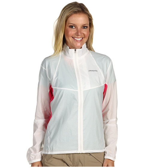 Jachete Patagonia - Nine Trails Jacket - White