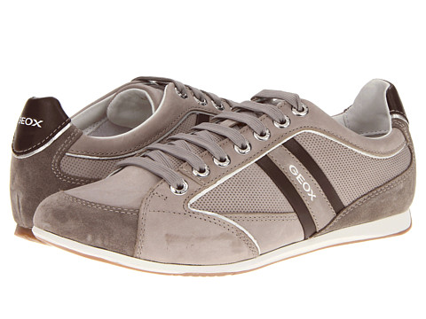 Adidasi Geox - Uomo Andrea 5 - Light Grey