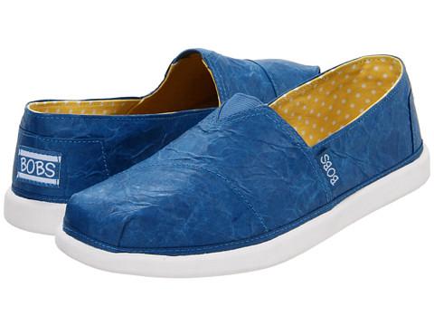 Adidasi SKECHERS - Bobs World - Mankind - Blue