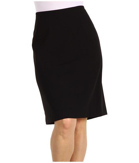 Fuste Calvin Klein - Plus Size Pencil Skirt - Black
