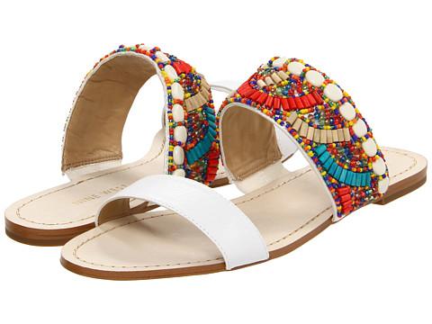 Sandale Nine West - SugarRush - White Leather