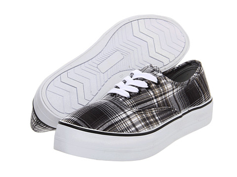 Adidasi BC Footwear - Double Down - Black Plaid