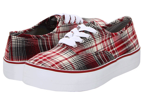 Adidasi BC Footwear - Double Down - Red Plaid