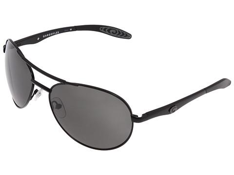 Ochelari Gargoyles - Alfa - Black/Smoke Lens