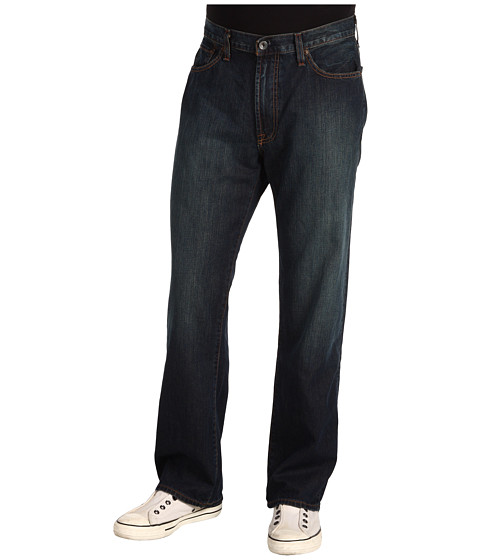 "Blugi Lucky Brand - 181 Relaxed Straight 30"" in Love Train - Love Train"