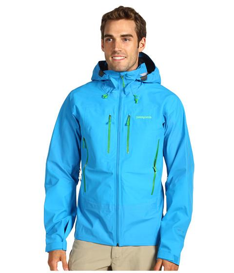 Jachete Patagonia - Triolet Jacket - Larimar Blue