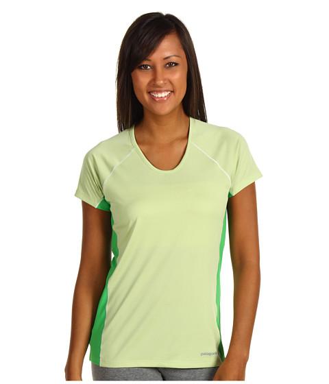 Tricouri Patagonia - Draft S/S Shirt - Endive