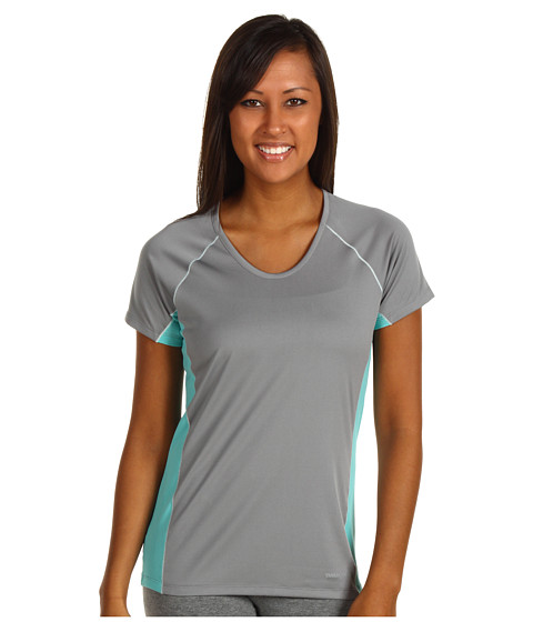 Tricouri Patagonia - Draft S/S Shirt - Feather Grey