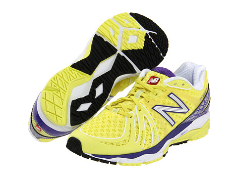 Adidasi New Balance - W890v2 - Yellow/Purple