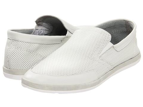 Pantofi Steve Madden - Brucce - White Leather