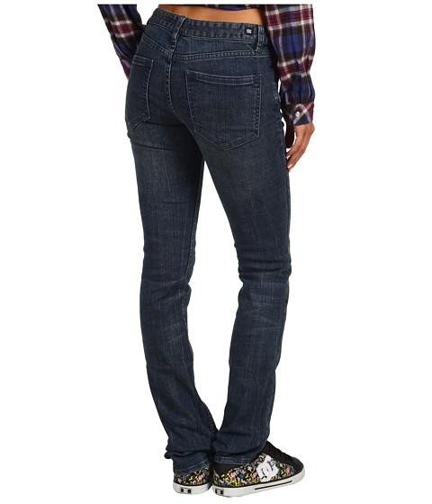 Pantaloni DC - Straight Jean in Raw Dusk - Raw Dusk