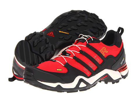 Adidasi adidas - Terrex Fast R - Vivid Red/Black/Chalk
