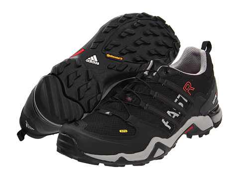 Adidasi adidas - Terrex Fast R - Solid Grey/Black/Core Energy