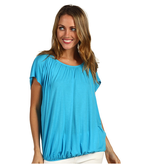 Tricouri Christin Michaels - Haide Top - Turquoise