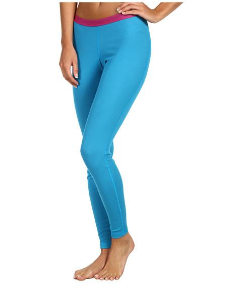 Pantaloni Patagonia - Capileneî 2 Lightweight Bottom - Larimar Blue/Curacao Crossdye