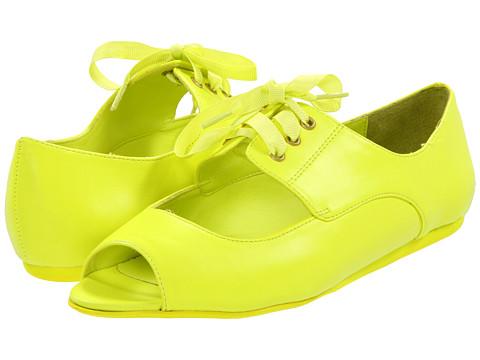 Balerini Betsey Johnson - Cadburry - Yellow