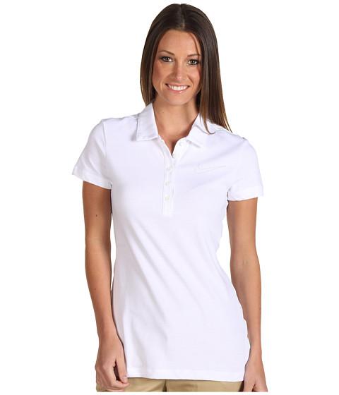 Tricouri Nike - Sport Jersey Polo - White