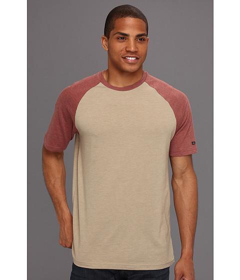 Tricouri RVCA - Camby Shirt - Khaki Heather