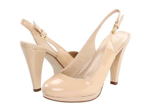 Pantofi Jones New York - Kinley - Natural Patent