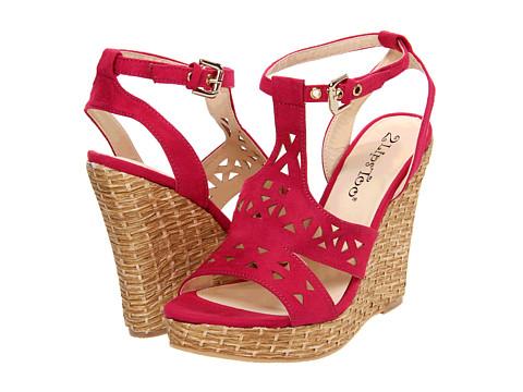 Sandale 2 Lips Too - Too Tasteful - Fuschia