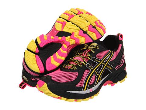 Adidasi ASICS - GEL-Kahanaî 6 - Hot Pink/Black/Sun