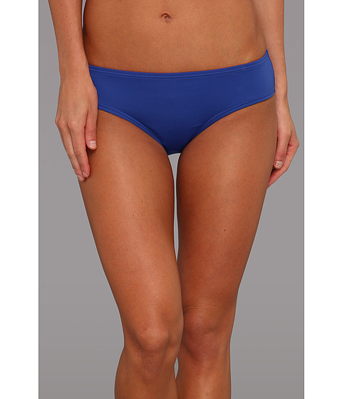 Costume de baie DKNY - Solid Hipster Bottom - New Blue