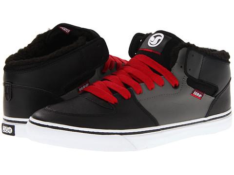 Adidasi DVS Shoe Company - Torey Snow - Black/Grey Leather