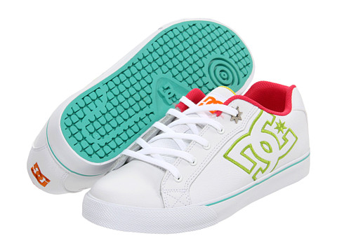 Adidasi DC - Aubrey W - White/Multi