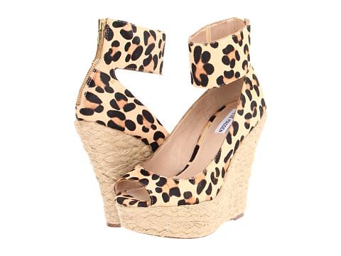 Pantofi Steve Madden - Kardd - Leopard Calf Hair